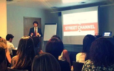 """01/07/2015 – """"Street Channel"""" Progetto di sviluppo nazionale"""