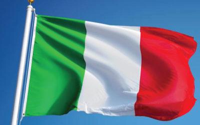 """""""Mia cara Italia sei la nazione più bella al mondo"""""""